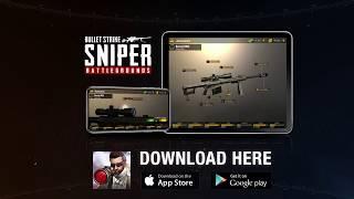 Bullet Strike: Sniper Battlegrounds Trailer - NEW UPDATE