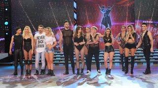 El duelo del pop latino sorprendió con excelentes performances