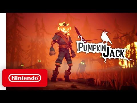 Pumpkin Jack - Launch Trailer - Nintendo Switch