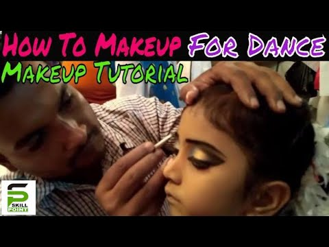 How To Makeup For Dance | Dance Makeup Tutorial | Dance Makeup For Kids