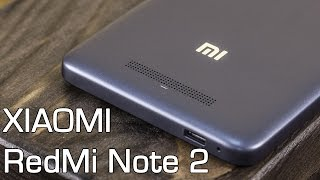 видео Xiaomi Redmi Note 2 16GB Black