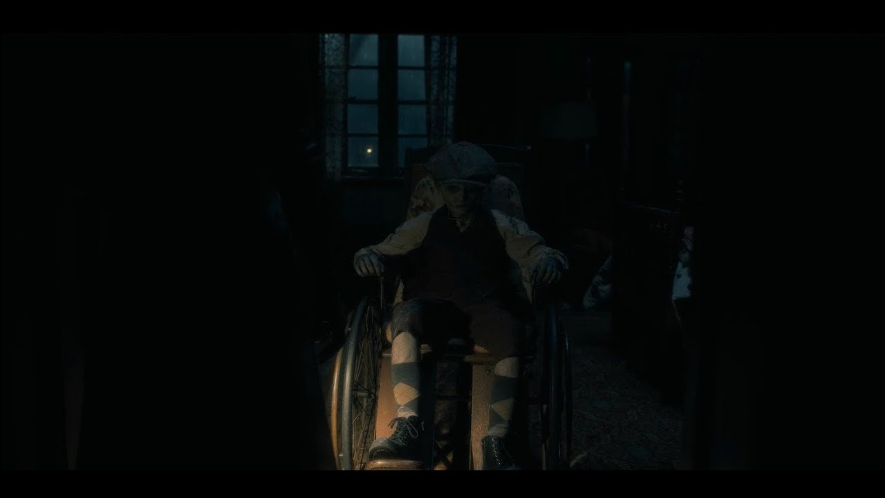 The Haunting Of Hill House 1x06 Scariest Scene Long Take 1080p Youtube
