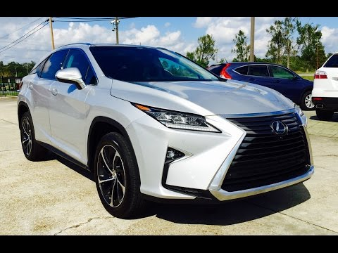 2016 Lexus RX 350 Full Review / Start Up / Exhaust