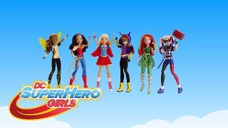 DC Super-Helden-Mädchen™ Action-Puppen und Action-Figuren | DC Super-Helden-Mädchen