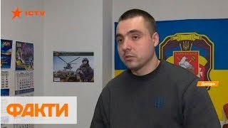 Из университета на передовую: как молодой боец проходил ад Донбасса
