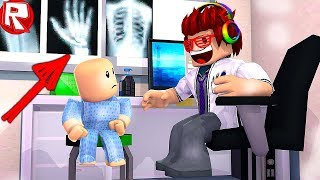 The MOST EXPENSIVE HOSPITAL for $999,999,999,999! ROBLOX TYCOON Simulator as a wink for children ROBLOKS