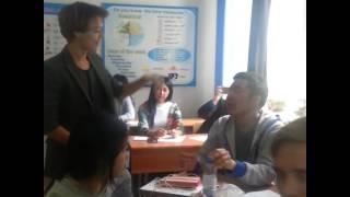 Рефлексия урока английского языка