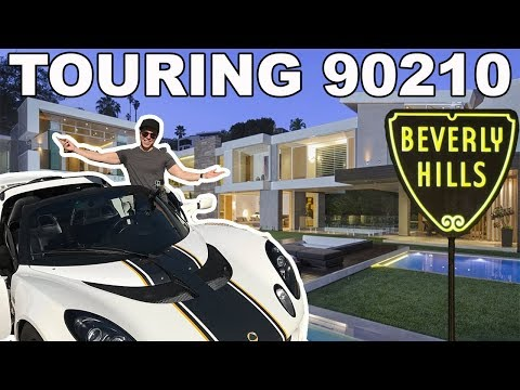 These are the most INSANE mansions of Beverly Hills 90210