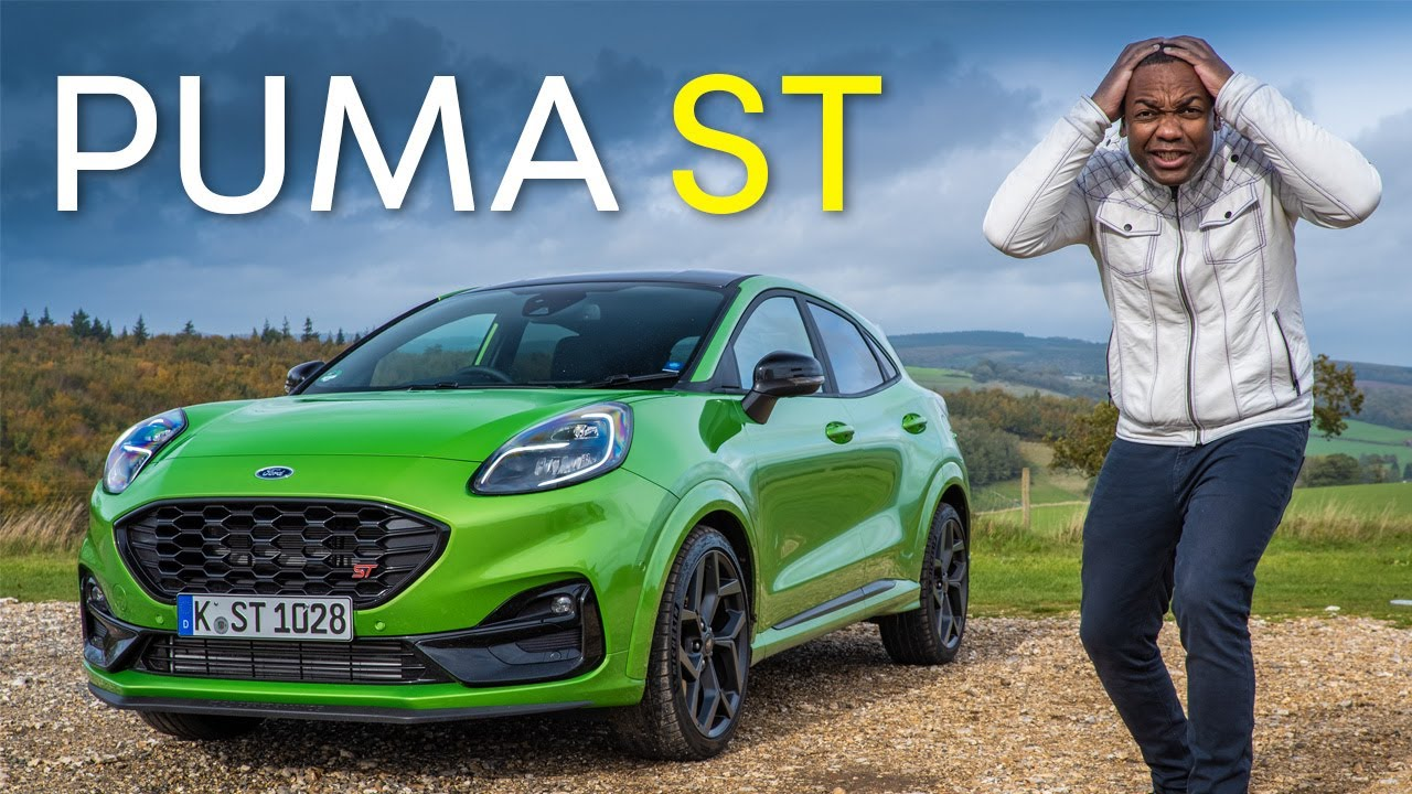New Ford Puma ST Review: Have they RUINED The Puma?   4K