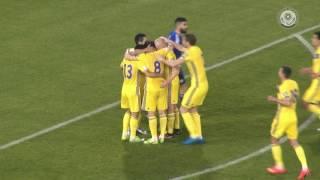 обзор матча Кипр - Казахстан 2017