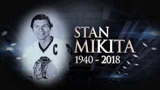 Blackhawks icon Mikita dead at 78: Blackhawks legend Stan Mikita passes away at age 78  Aug 7,  2018