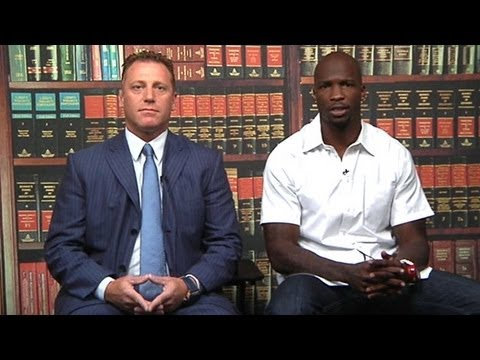 Chad 'Ochocinco' Johnson Interview With Lawyer: Rear Slap Sentence Ends, Star 'Learned Lesson'
