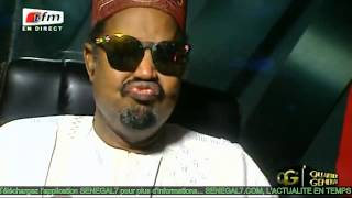 QG - Ahmet Khalifa Niasse: craque et fond en larmes « Tay ma gneuweul Sidy Lamin »