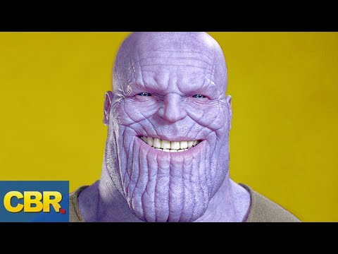 10 Times Thanos