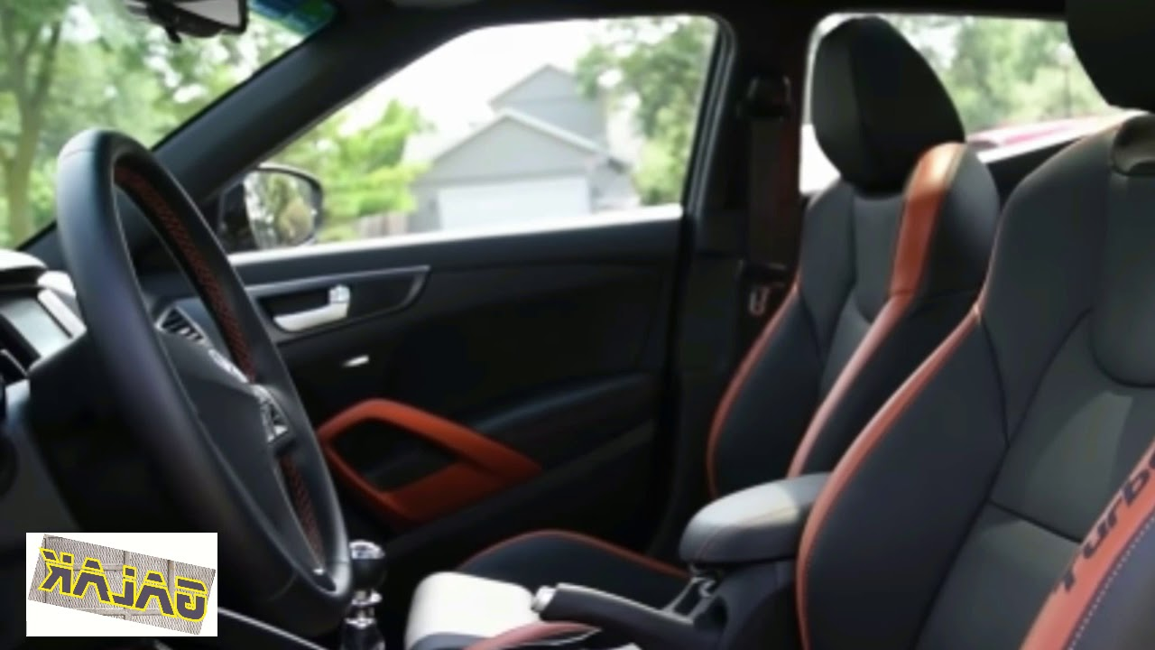 2018 hyundai veloster interior.  Veloster 2018 Hyundai Veloster Turbo Interior All New With Hyundai Veloster