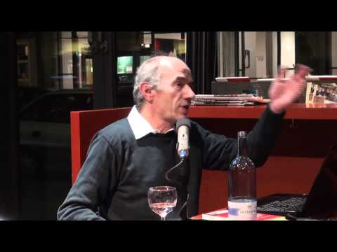 Die Drogenlüge - Fragerunde Rot-Grüne Regierung und das Hanfsamenverbot - Mathias Bröckers