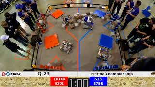 boombots 3101 Florida Championship 2018