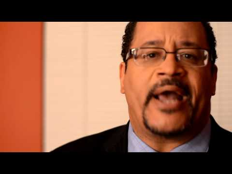 """Michael Eric Dyson Shares Why """"Black People Can"""