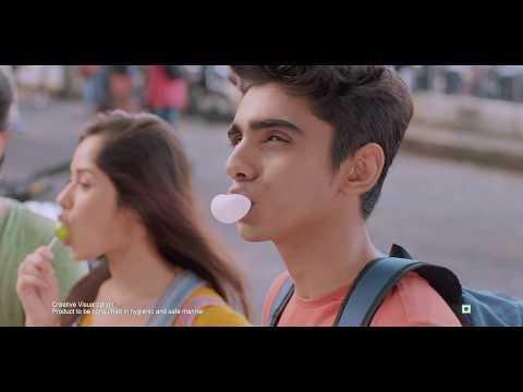 Chupa Chups Gum Filled Lollipop – 'Forever Fun'