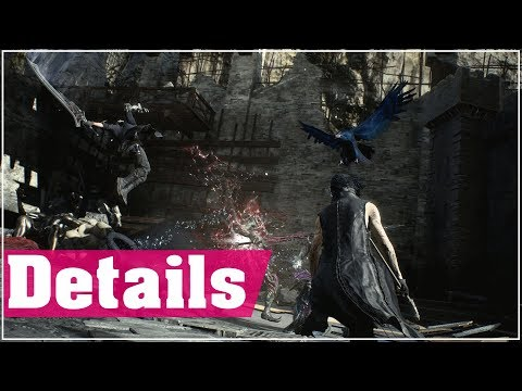 Devil May Cry 5 - How V's Summons Work thumbnail