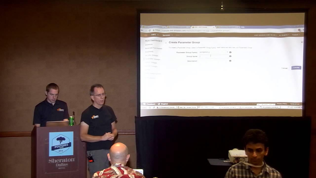 Amazon RDS for PostgreSQL - Grant McAlister