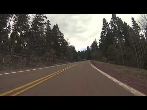 New Mexico State Highway 244 (From Cloudcroft to US 70)