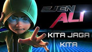 Kita Jaga Kita - Ejen Ali the Movie OST [Combined Made]