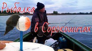 Рыбалка в Сорокошичах