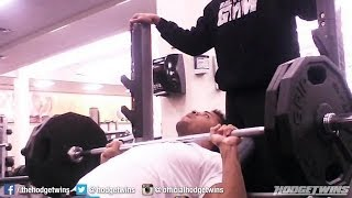 Do Pause Reps To Increase Strength Gains!! @hodgetwins