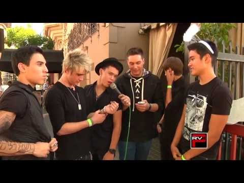 IM5 Shows Their Underwear and Names Their Babies in Fan Questions Part 1 at Erika Tascon Bday Bash!