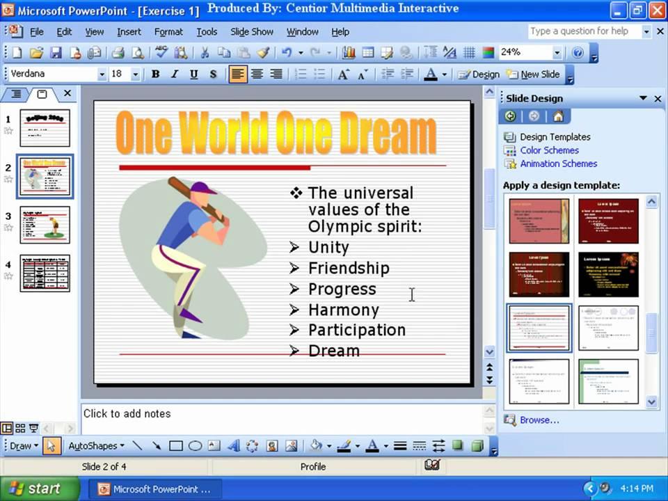 Top Performing PowerPoint Design templates & Decline Design