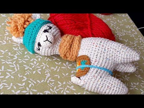 Crochet Alpaca | Crochet Toys - Author's crochet toys & patterns | 360x480