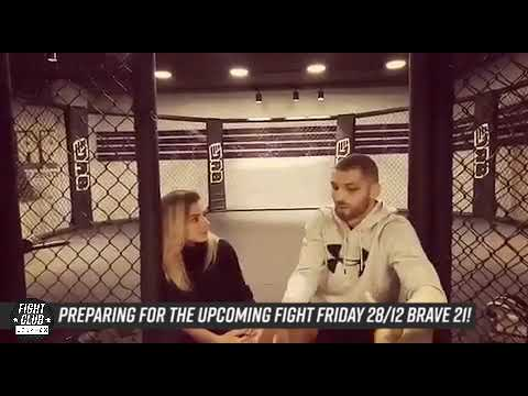 PROMO: MMA Fighter Rami Hamed Interview