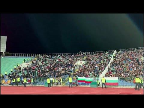 استقالة رئيس الاتحاد البلغاري لكرة القدم على خلفية هتافات عنصرية في مباراة…  - 15:54-2019 / 10 / 15