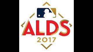 MLB The Show 17 ALDS 2 Game 5 Sim