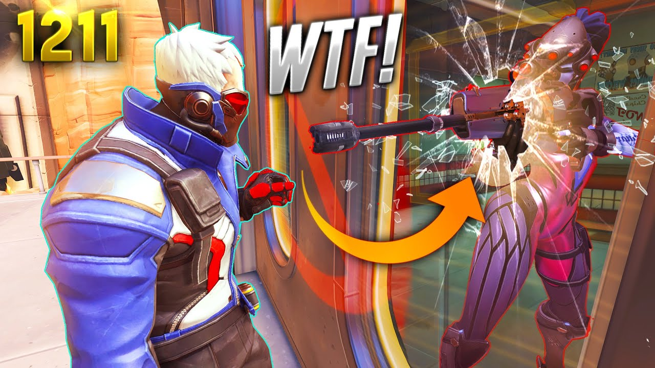 *WTF* KILLING IN PRE-MATCH!? | Overwatch Daily Moments Ep.1211 (Funny and Random Moments) thumbnail
