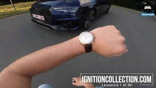 AUDI RS4 FREE DRIVE with MTM