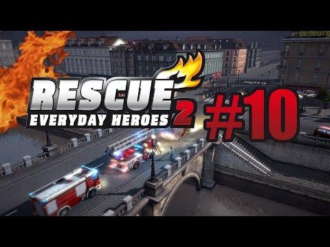 Rescue 2 #10 - Personen auf dem Dach!