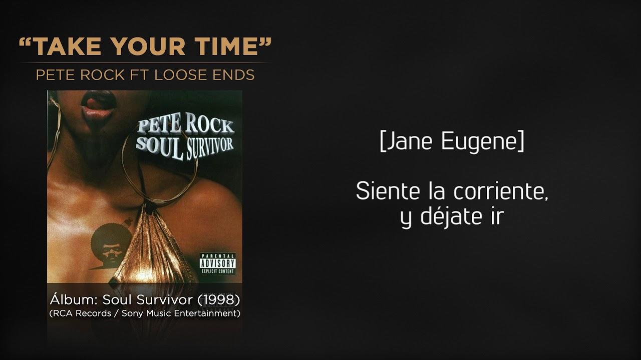 "Download ""Take Your Time"" - Pete Rock ft Loose Ends (Subtitulado al Español)"