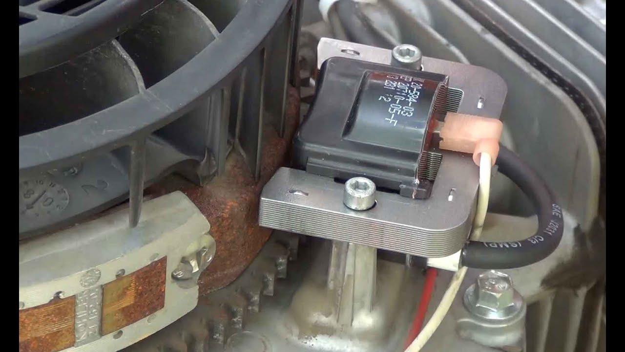 Kohler Ignition Coil  YouTube