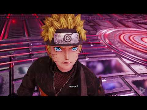 JUMP FORCE Final Boss And Ending 1080p 60FPS