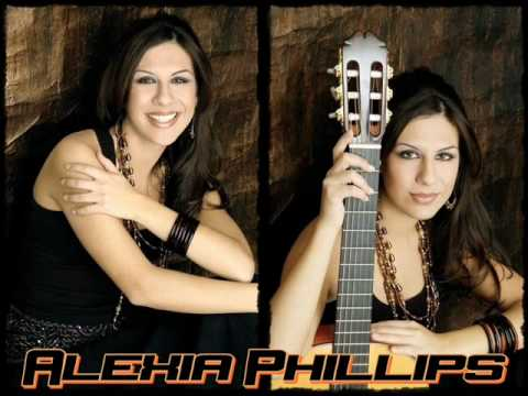 Alexia Phillips & Collage - I want to be with you tonight