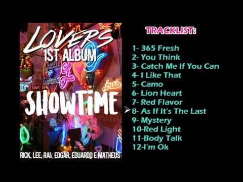 Lovers 1st Album: Showtime (Medley) [Download]