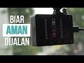 MUDIK DENGAN AMAN!! Xiaomi Yi Smart Dashcam Unboxing+Review Indonesia!