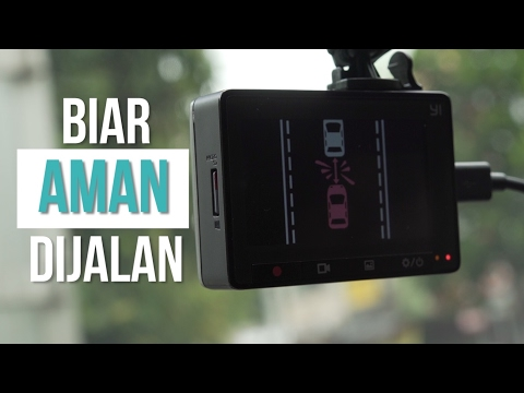MUDIK DENGAN AMAN!! Xiaomi Yi Smart Dashcam Unboxing+Review Indonesia!