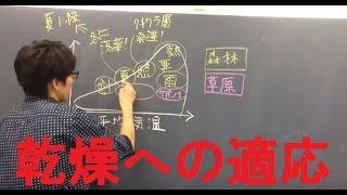 高校 生物基礎 バイオーム biome with subtitles