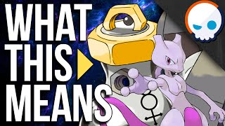Pokemon: Melmetal WILL Fight Mewtwo? | Gnoggin - Pokemon Theory