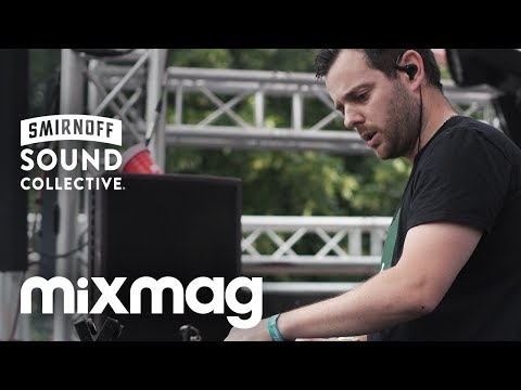 MIKE SKINNER grime, garage & bassline party set at #SmirnoffHouse, Lovebox