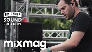 MIKE SKINNER party set at #SmirnoffHouse, Lovebox