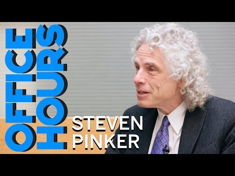 Steven Pinker: The Impact of Violent Video Games on Kids